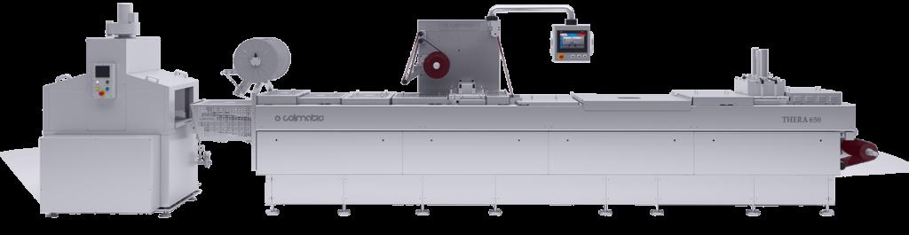 Termoformatrice Thera COOK IN - Colimatic termoformatrici industriali