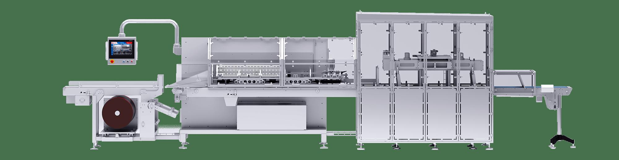 Sottovuoto automatica Omega 800 - Colimatic sottovuoto automatiche industriali