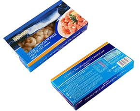 colimatic seafood packaging