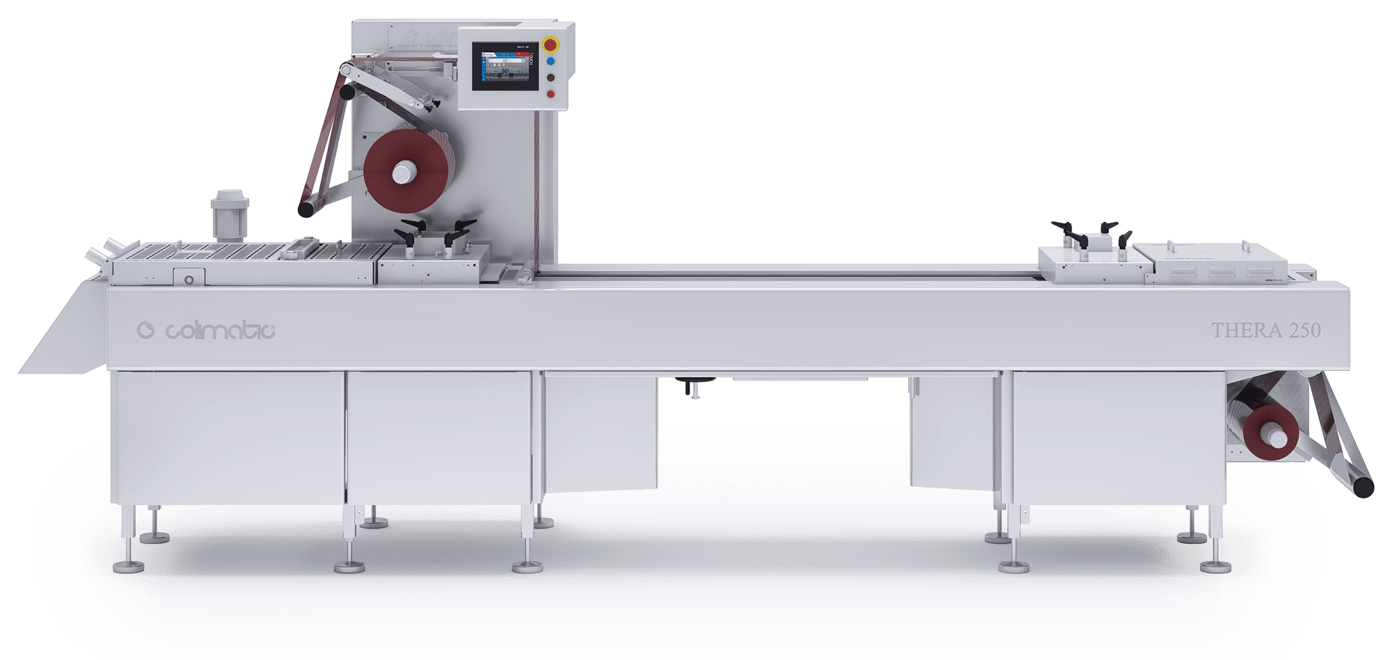 Thermoforming machine 250 - Colimatic thermoforming machines