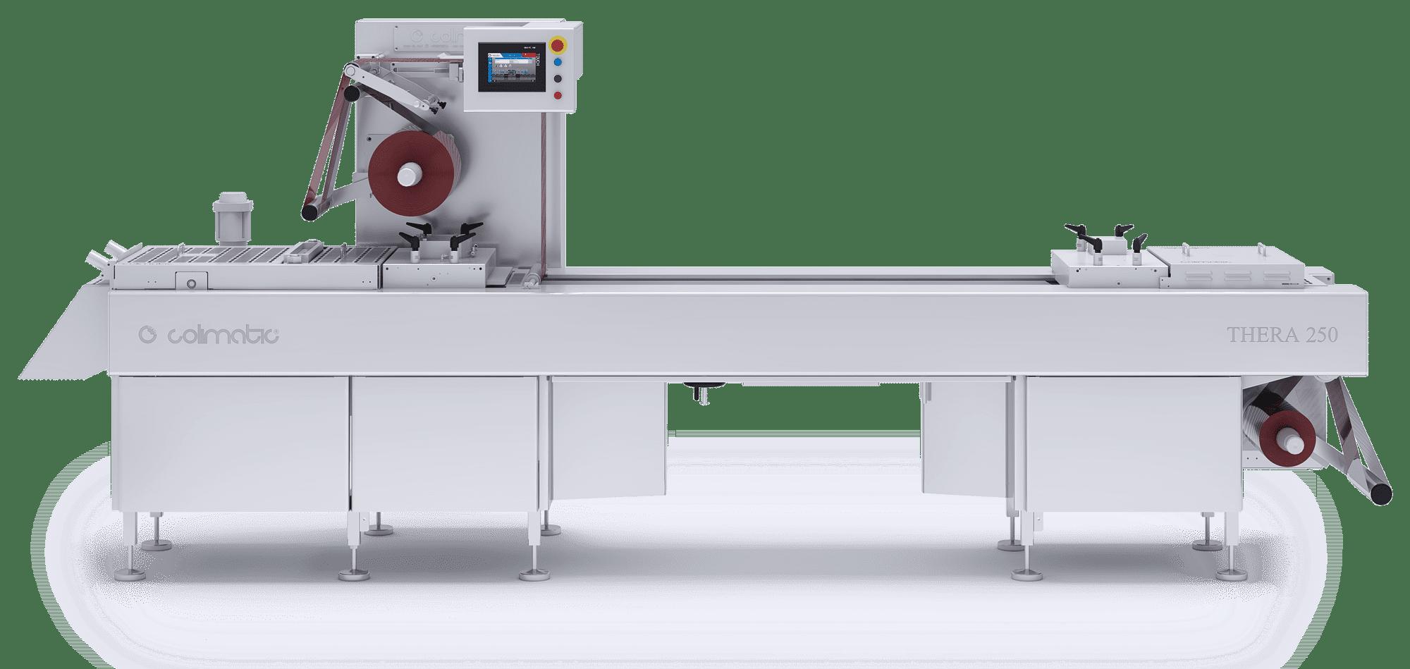 Termoformatrice thera 250 - colimatic termoformatrici industriali