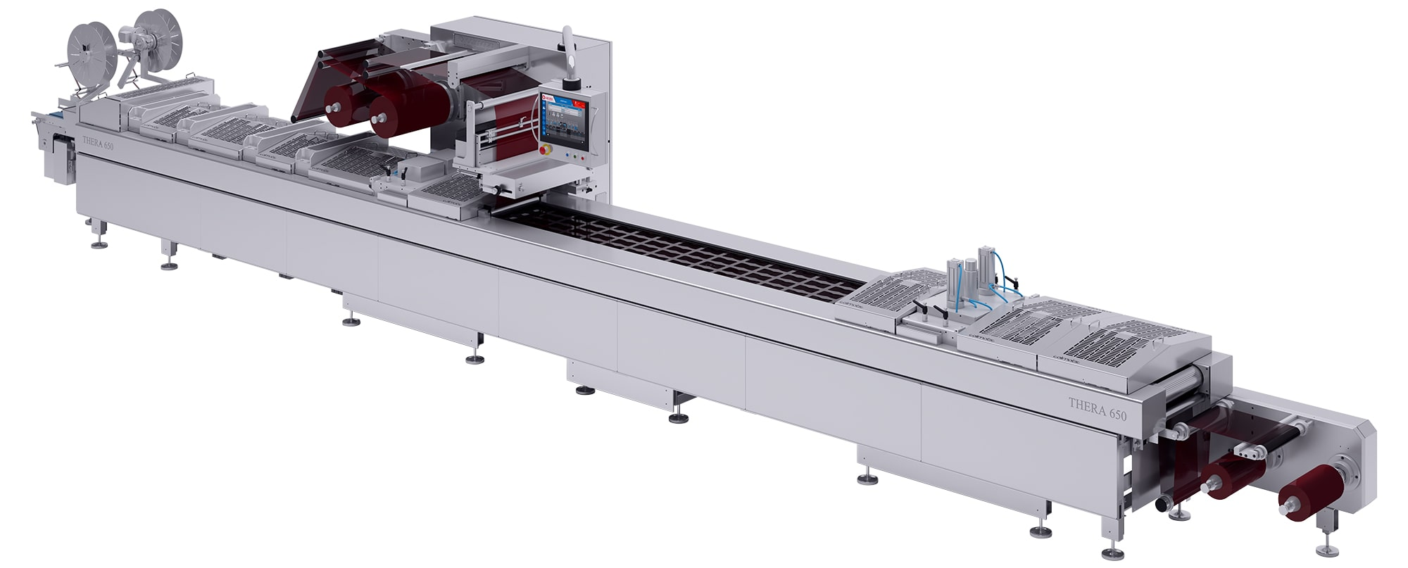 Thermoforming machine 650 - Colimatic thermoforming machines