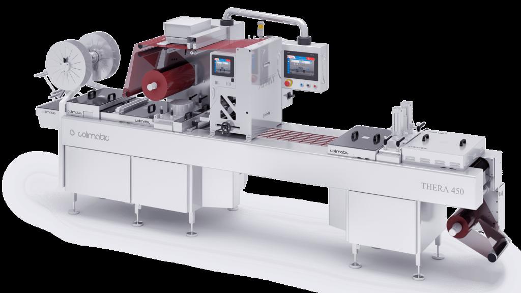Termoformatrice Syringes 450 - Colimatic termoformatrici industriali