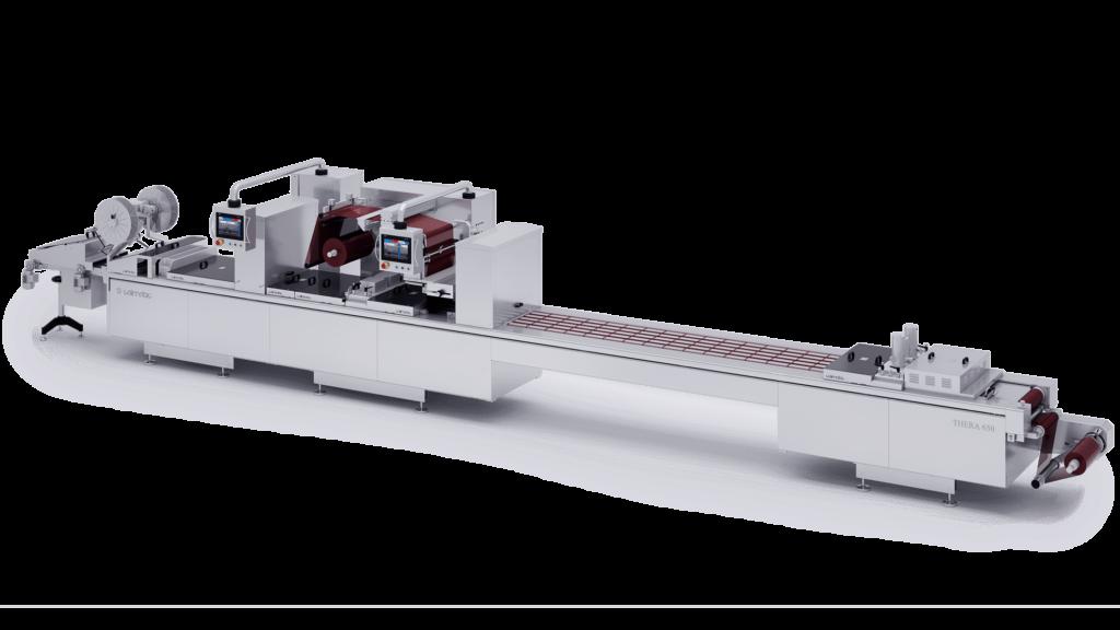 Termoformatrice Syringes 650 - Colimatic termoformatrici industriali
