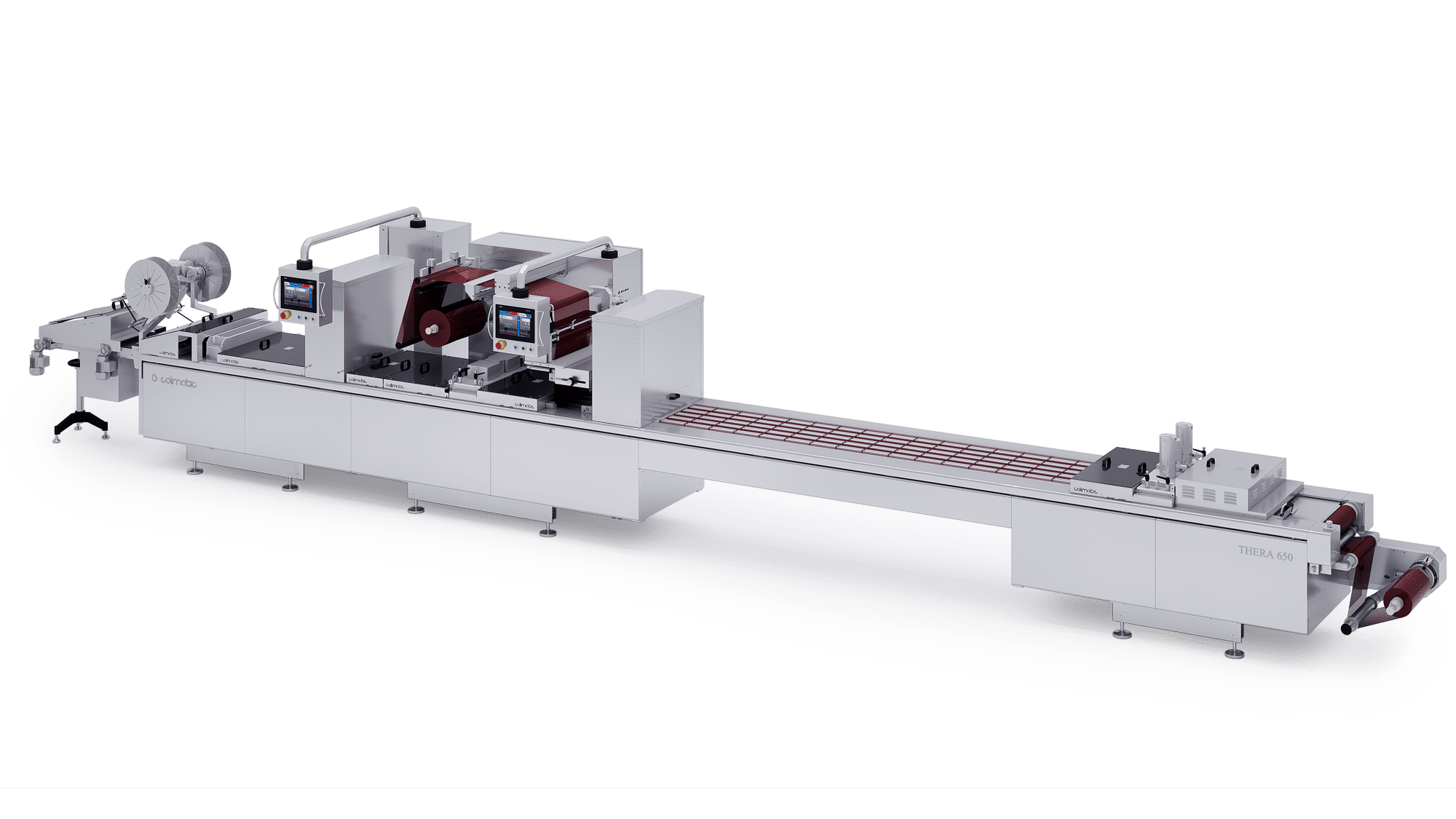 Termoformatrice Syringes 650 Colimatic industrial thermoforming machines