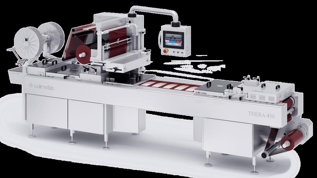 Termoformatrice Bags - Colimatic termoformatrici industriali