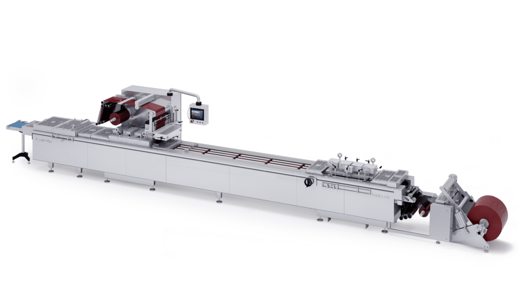 Termoformatrice Blister - Colimatic termoformatrici industriali