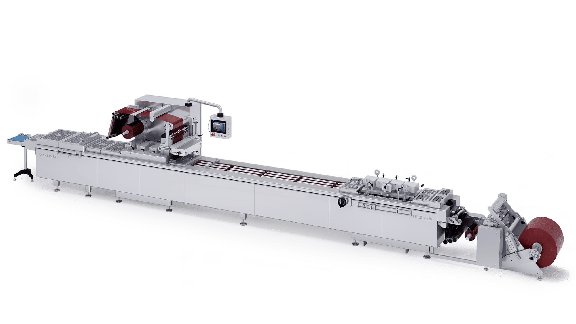 Blister Colimatic industrial thermoforming machines
