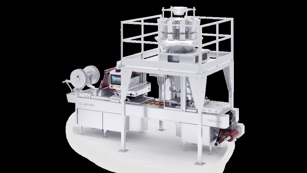 Fresh Pasta Colimatic macchina termoformatrice industriale