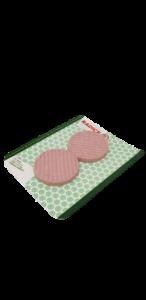 hamburger skin riciclabile